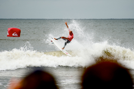Kelly Slater - Quiksilver Pro New York 2011'