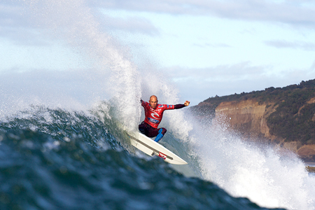 Kelly Slater - Rip Curl Pro Bells Beach 2013'
