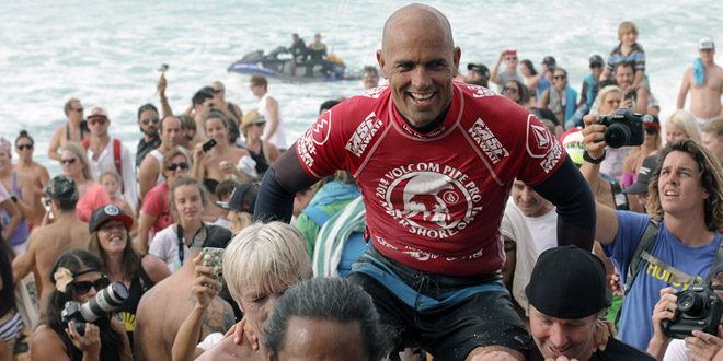 Kelly Slater - Volcom Pipe Pro 2014 - Pipeline, Hawaii'