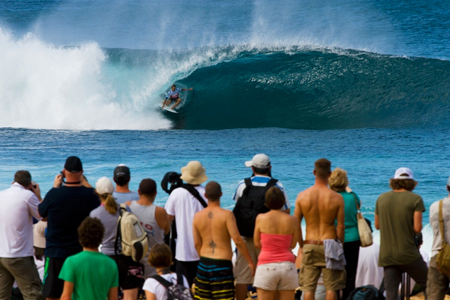 Kieren Pierrow - Billabong Pipe Master 2012