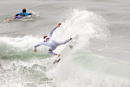 Kolohe Andino - US Open of Surfing 2011'