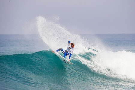 Lakey Peterson - Roxy Pro France 2013 - Seignosse - Hossegor'
