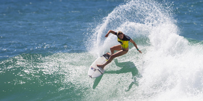 Lakey Peterson - Roxy Pro Gold Coast 2014 - Snapper Rocks, Australie