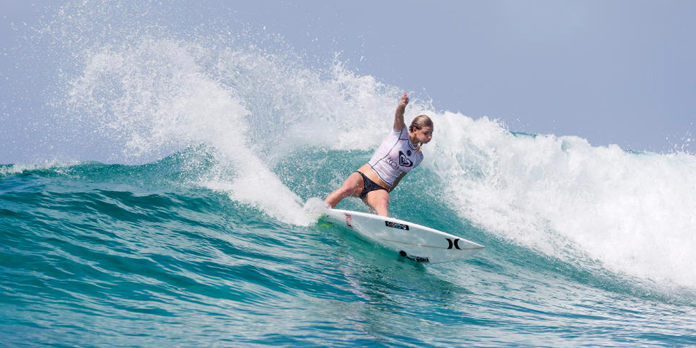 Lakey Peterson - Roxy Pro Gold Coast 2015 - Snapper Rocks'
