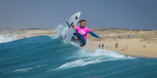 Lakey Peterson - Roxy Pro Hossegor, Seignosse'