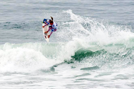 Lakey Peterson - US Open Of Surfing 2011'