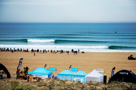 Line-up - Quiksilver Pro France 2013 - Le Penon, Seignosse'