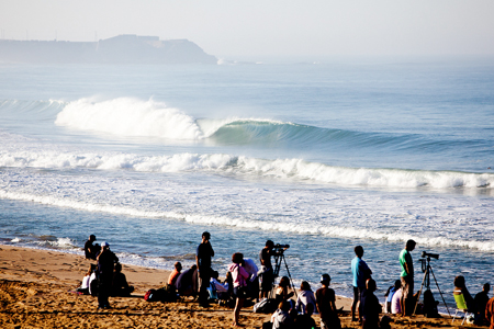 Line Up - Rip Curl Pro Portugal - Peniche'