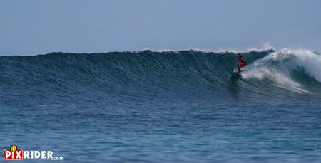 Maldives, surf trip 2008'