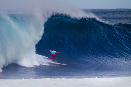 Matt Wilkinson - Billabong Pipe Master 2012
