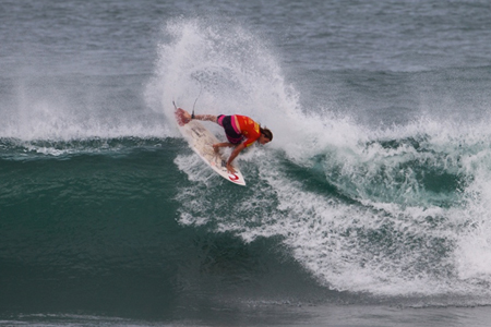 Matt Wilkinson - Reef Hawaiian Pro 2012 - Haleiwa, North Shore, Hawaii'