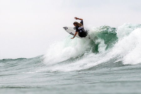Maud Le Car - Swatch Pro France 2013 - Le Penon, Seignosse