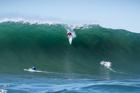 Mavericks Invitational 2013 - Half Moon Bay, Californie'