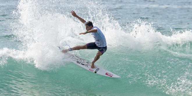 Maxime Huscenot - Surfest Newcastle Australia 2014, Merewether