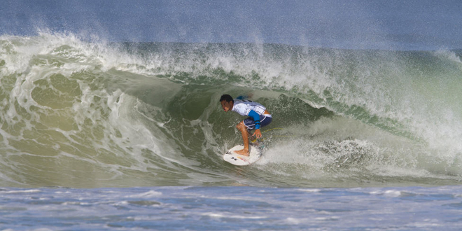 Michel Bourez - Billabong Pro Rio 2014'