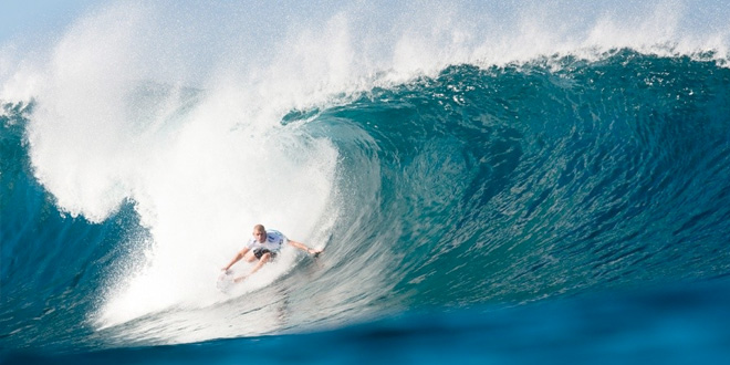 Mick Fanning - Billabong Pipe Masters 2013
