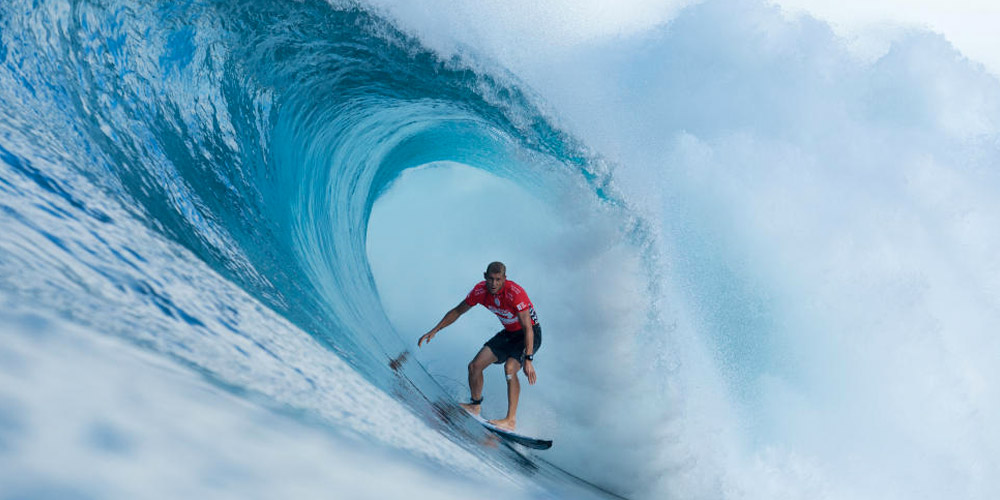 Mick Fanning - Billabong Pipe Masters 2014'