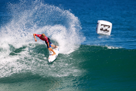Mick Fanning - Billabong Pro Rio 2012 - Journée 1'