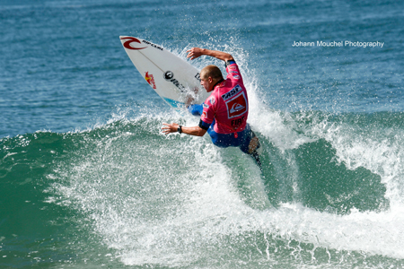 Mick Fanning, Quiksilver Pro France 2008