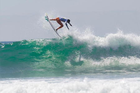 Miguel Pupo - Hurley Pro Trestles 2012