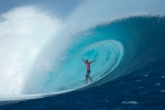 Big barrel pour Kelly Slater - Cloudbreak, Tavarua - Volcom Pro Fidji 2013