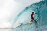 Hira - Air Tahiti Nui Billabong Pro Trials 2014 - Teahupoo