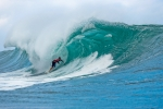 Jeremy Johnston - Volcom Pipe Pro 2013 - Pipeline, Oahu, Hawaii