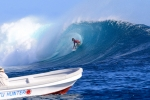 Jordy Smith - Cloudbreak, Tavarua - Volcom Pro Fidji 2013
