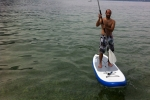 Session SUP Lac du Bourget