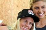 Swatch Girl Pro 2014 - Backstage