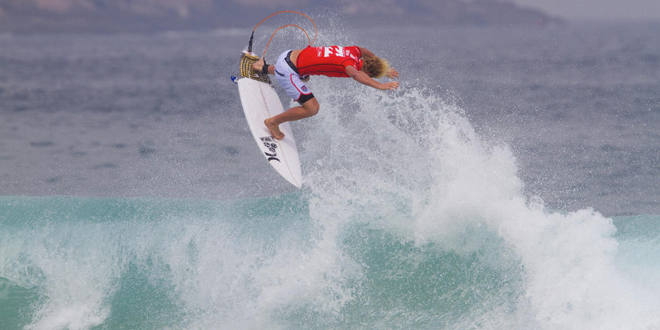 Nat Young - Billabong Pro Rio 2014 - Brésil'