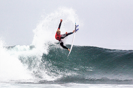 Nat Young - Hurley Pro Trestles 2013 - Californie