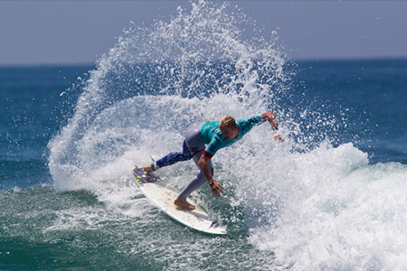 Nat Young - Nike US Open Of Surfing 2012