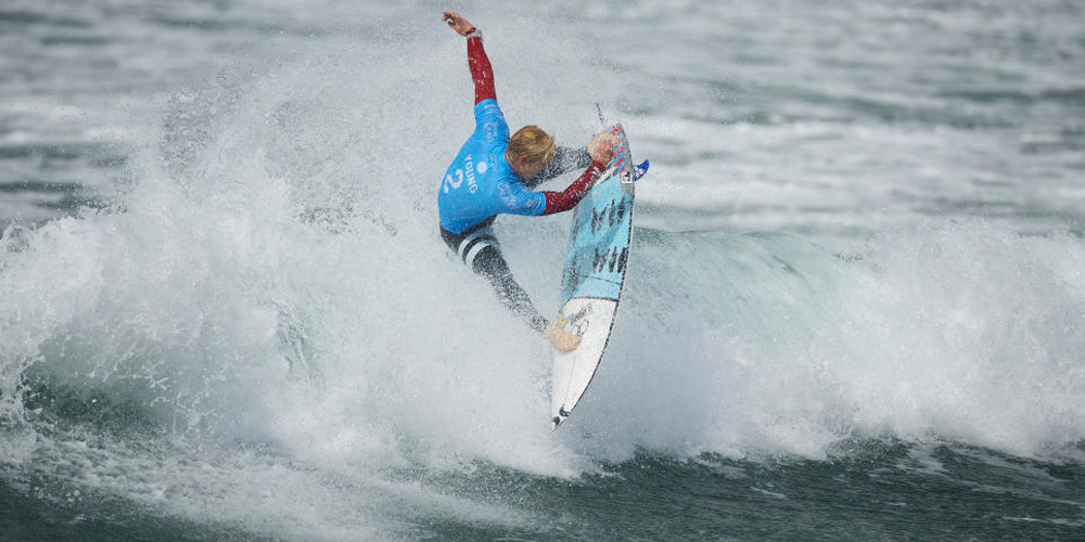Nat Young - Rip Curl Pro Bells Beach 2014'