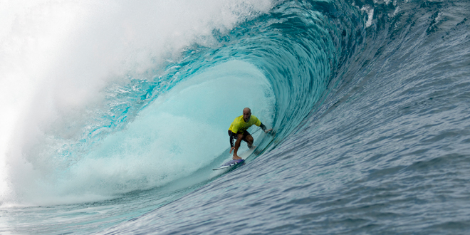 Nathan Hedge - Air Tahiti Nui Billabong Pro Trials 2014 - Teahupoo'