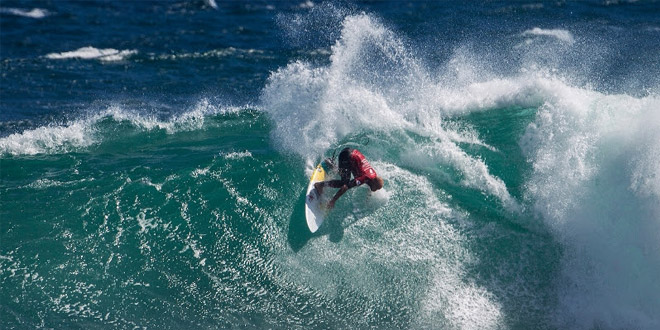 Nathan Hedge - Drug Aware Margaret River Pro'