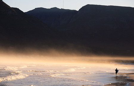 O'Neill Cold Water Classic Afrique du Sud'