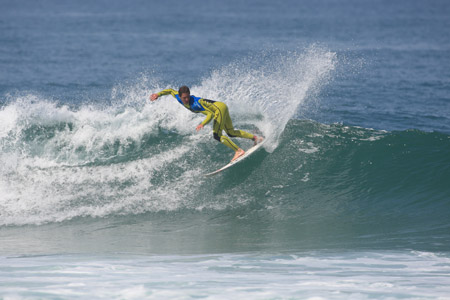 O'Neill Junior Training Week 2010 : Borja Agote