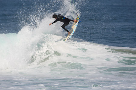 O'Neill Junior Training Week 2010 : Joaquim Fererra'