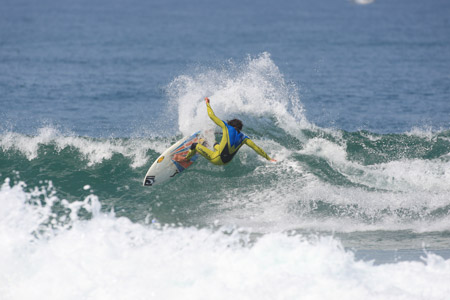 O'Neill Junior Training Week 2010 : Joaquim Guichard