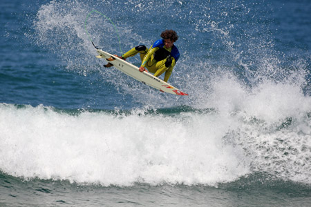 O'Neill Junior Training Week 2010 : Joaquim Guichard'