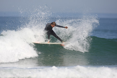O'Neill Junior Training Week 2010 : Tom Cloarec