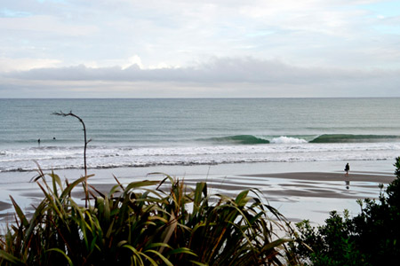 New Zealand Surf Festival 2012