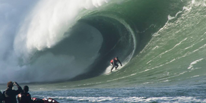 Ollie O'Flaherty - Mullaghmore - Swell Hercules - 6 janvier 2013