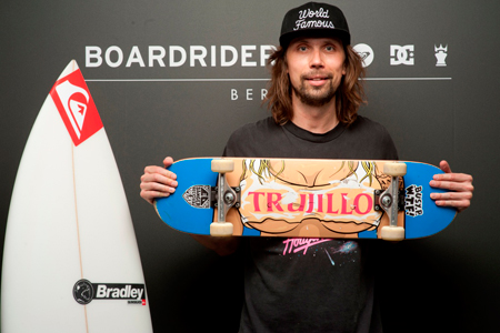 Pedro Winter - Inauguration Boardriders de Bercy village'