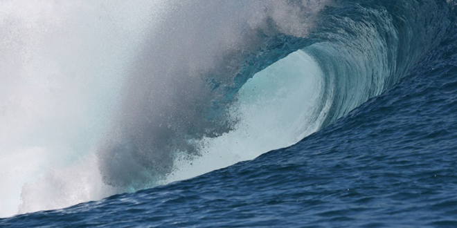 La perfection Tahitienne - Billabong Pro Tahiti - Teahupoo'