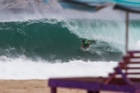 Pierre-Louis Costes - Puerto Escondido, Playa Zicatela, Mexique