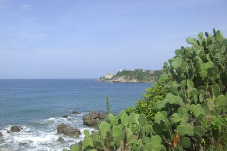 Puerto Escondido, Mexique
