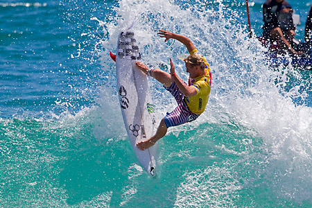Quiksilver Pro Gold Coast 2011 : Dusty Payne
