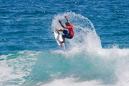 Quiksilver Pro Gold Coast 2011 : Kelly Slater'